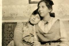 juanita y rebeca dic 1917